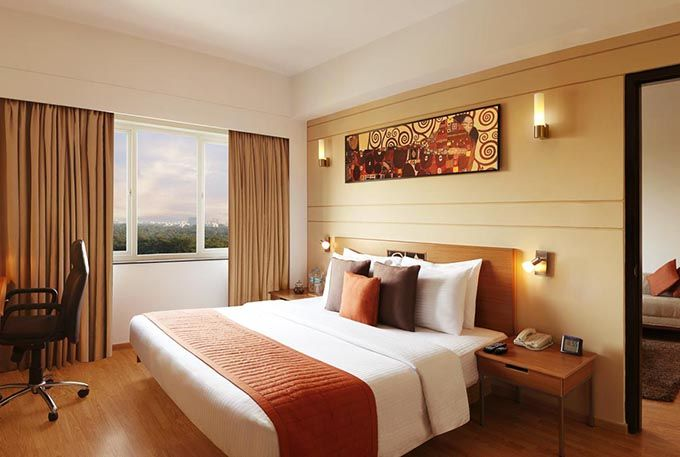 Bangalore Hotels Executive Suite